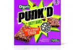 Organix Punk'd bars