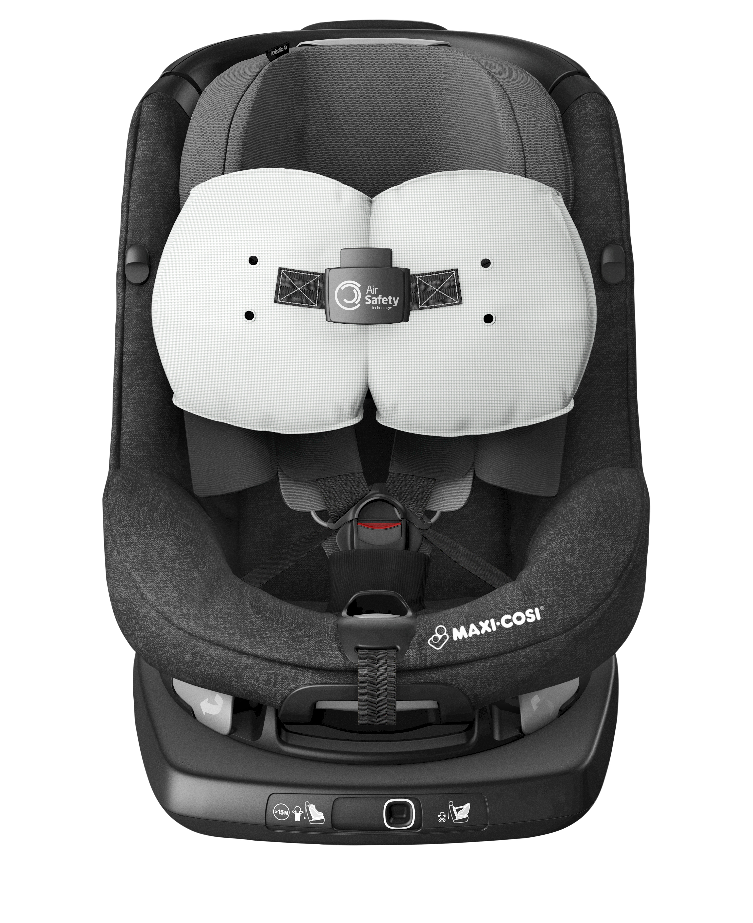 maxi cosi unveils first car seat with in built airbags. Black Bedroom Furniture Sets. Home Design Ideas