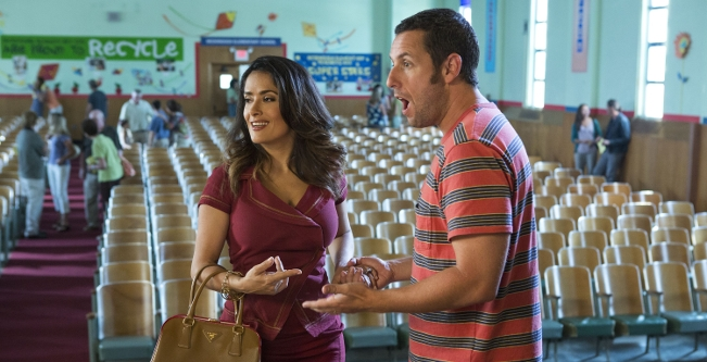 [GROWN UPS 2 is out on Blu-ray and DVD from December 2]