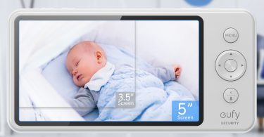 SpaceView Baby Monitor