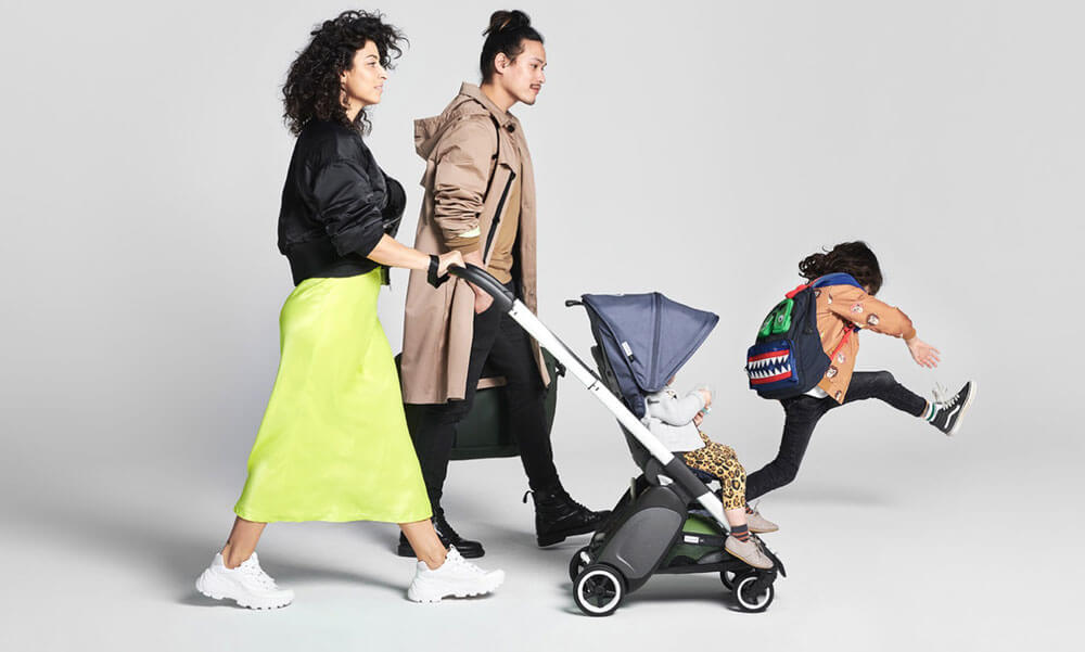 Bugaboo Ant: the new, ultra-compact stroller - FQ Magazine