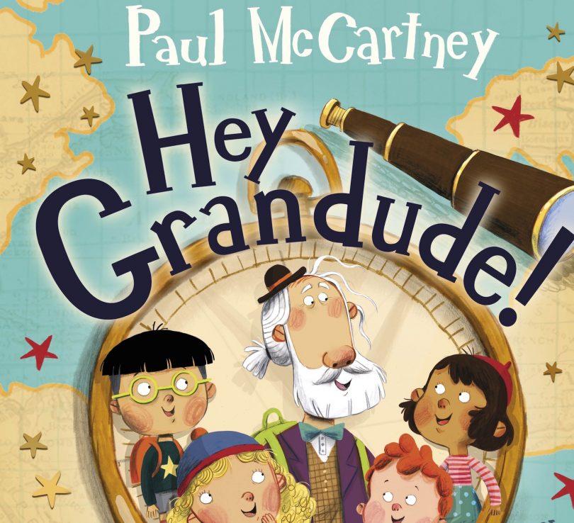 Paul McCartney Hey Grandude!