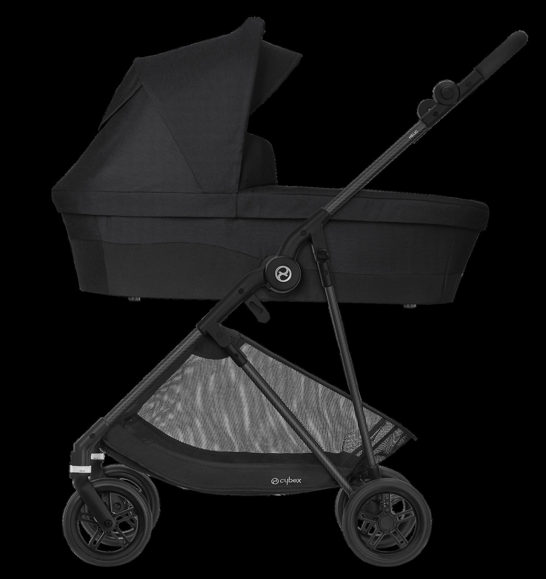 Cybex Melio Carbon stroller review - FQ Magazine