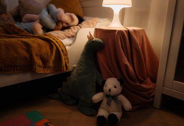 people girl bed bedroom